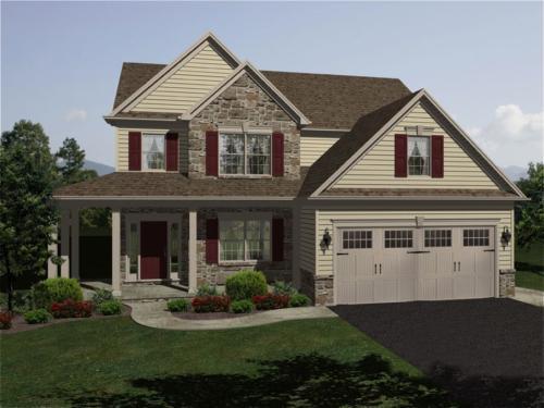 3D Home Renderings  (2)