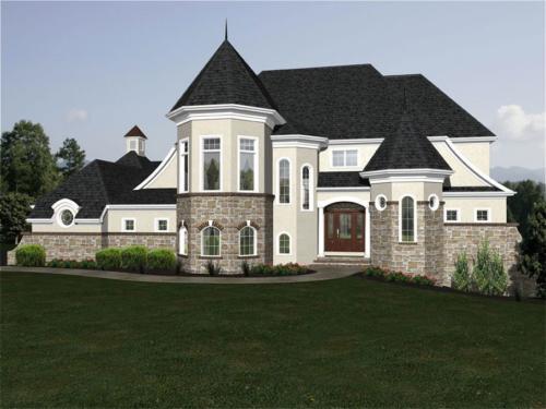 3D Home Renderings  (3)