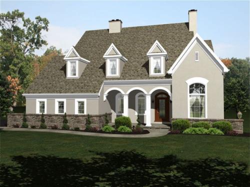 3D Home Renderings  (4)
